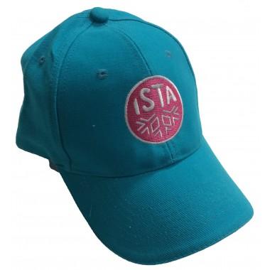 Casquette ISTA turquoise